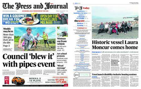 The Press and Journal Moray – July 23, 2018
