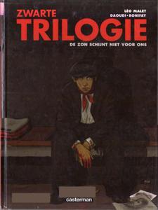Zwarte Trilogie - 02 - De Zon Schijnt Niet Voor Ons