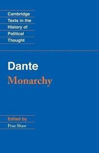 Dante: Monarchy