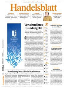 Handelsblatt - 22 April 2021