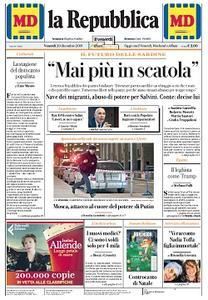 la Repubblica - 20 Dicembre 2019