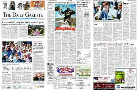 The Daily Gazette – September 11, 2019
