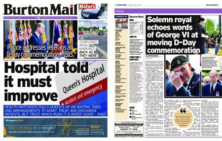 Burton Mail – June 07, 2019