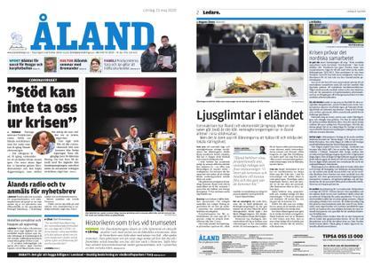 Ålandstidningen – 23 maj 2020