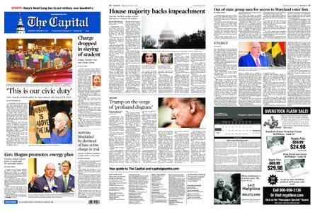 The Capital – December 18, 2019
