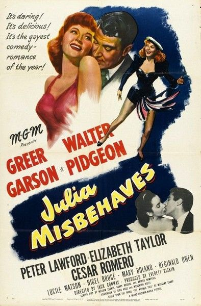 Julia Misbehaves (1948) [Re-Up]