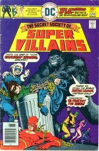 The Secret Society of Super-Villains 001