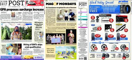 The Guam Daily Post – November 23, 2020