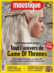 Moustique Magazine - 13 Mars 2019