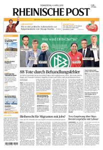 Rheinische Post – 04. April 2019
