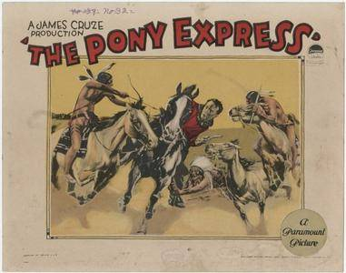 The Pony Express (1925)
