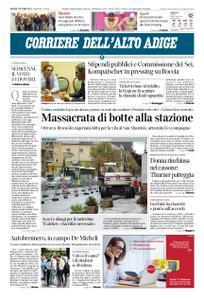 Corriere dell'Alto Adige – 03 ottobre 2019