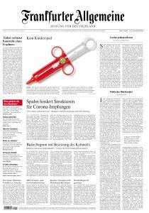 Frankfurter Allgemeine Zeitung - 24 November 2020
