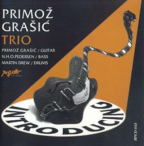 Primoz Grasic - Introducing (trio) (1995)