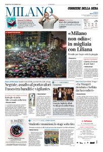 Corriere della Sera Milano – 12 novembre 2019