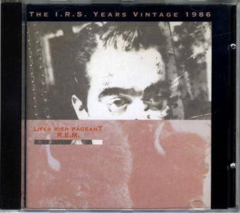 R.E.M. - Lifes Rich Pageant (1986) Expanded Reissue 1993