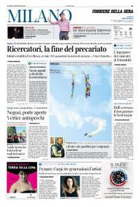 Corriere della Sera Milano – 13 gennaio 2020
