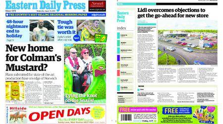 Eastern Daily Press – August 15, 2018