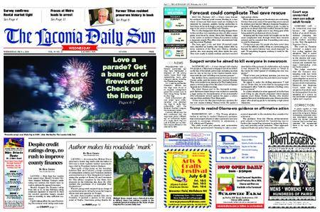 The Laconia Daily Sun – July 04, 2018