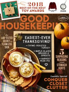 Good Housekeeping USA - November 2018
