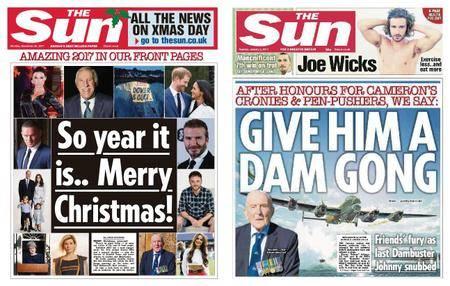 The Sun UK – 25 December 2017