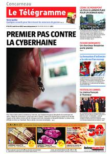 Le Télégramme Concarneau – 16 mai 2019