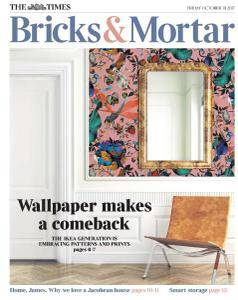 The Times - Bricks and Mortar - 13 October 2017