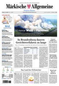 Märkische Allgemeine Prignitz Kurier - 27. Juli 2018