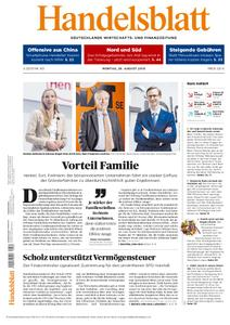 Handelsblatt - 26. August 2019