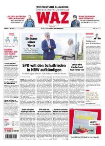 WAZ Westdeutsche Allgemeine Zeitung Oberhausen-Sterkrade - 12. Juni 2018