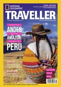 National Geographic Traveller UK – September 2019
