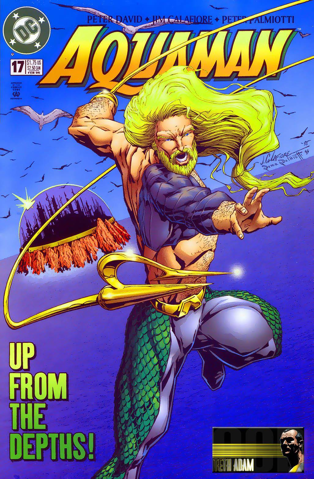 For Whomever - Aquaman v3 17 cbr
