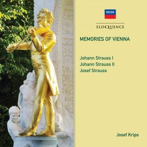 Josef Krips, Wiener Philharmoniker - Memories Of Vienna (2019)