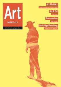 Art Monthly - September 2013   No 369
