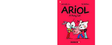 Papercutz-Ariol No 06 A Nasty Cat 2015 Retail Comic eBook