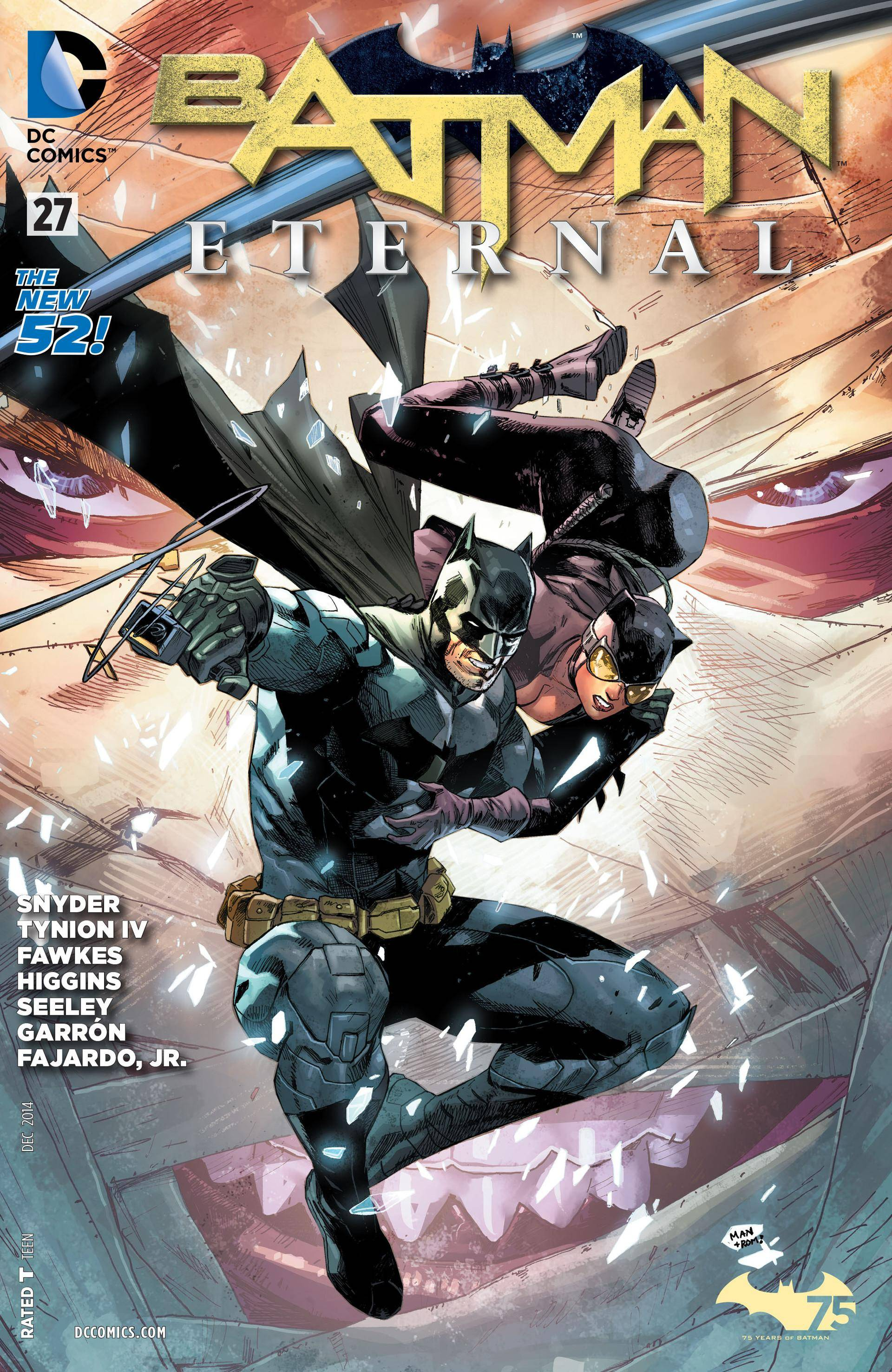 Batman Eternal 027