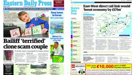 Eastern Daily Press – February 22, 2019