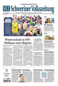 Schweriner Volkszeitung Hagenower Kreisblatt - 01. Februar 2019