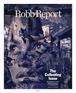 Robb Report USA - May 2020