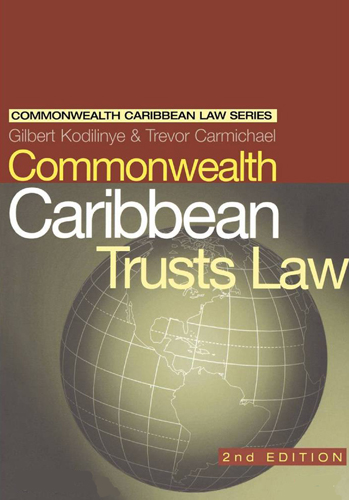 Commonwealth Caribbean Trusts Law