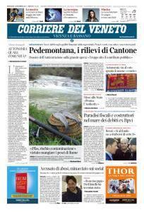 Corriere del Veneto Vicenza e Bassano - 15 Novembre 2017