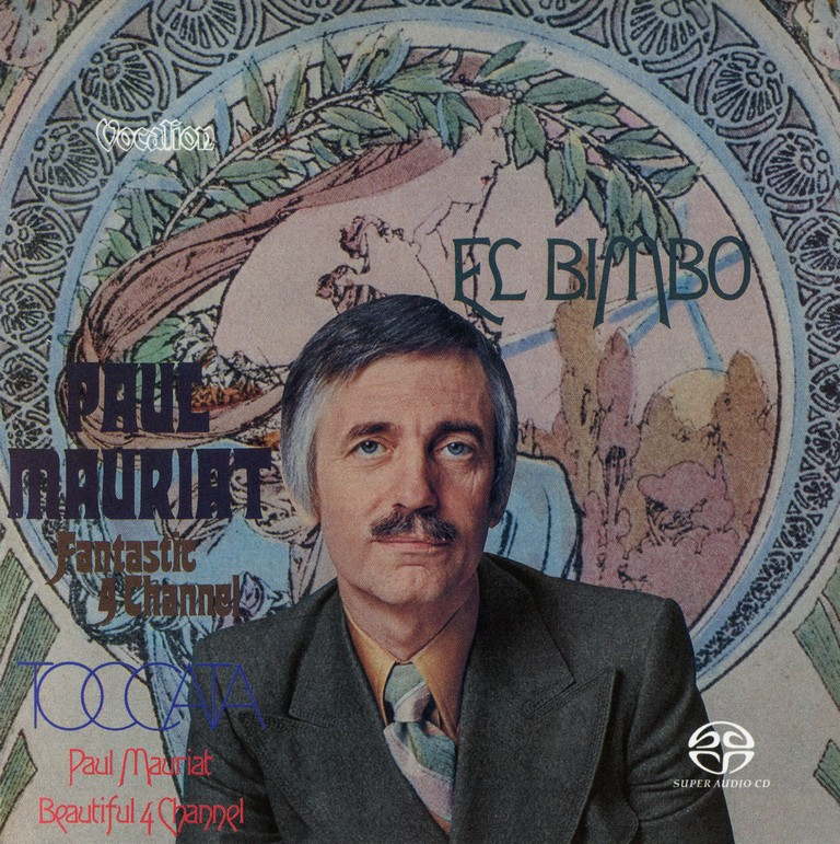 Paul Mauriat - El Bimbo & Toccata (2019) {Audio CD-layer from Hybrid SACD, Remastered}
