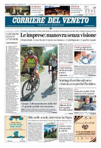Corriere del Veneto Vicenza e Bassano – 06 ottobre 2019