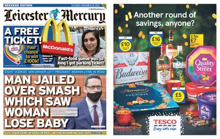 Leicester Mercury – November 28, 2020