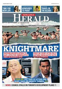 Newcastle Herald - August 27, 2019