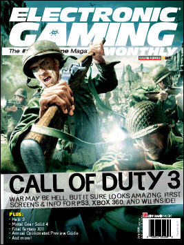 Electronic Gaming Monthly July 2006
