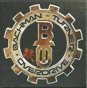 Bachman-Turner Overdrive - Classic Album Set (2016) [8CD Box Set]