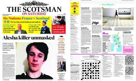 The Scotsman – February 23, 2019