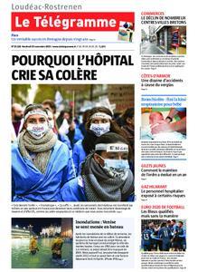 Le Télégramme Loudéac - Rostrenen – 15 novembre 2019