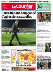Le Courrier de l'Ouest Angers – 06 février 2020